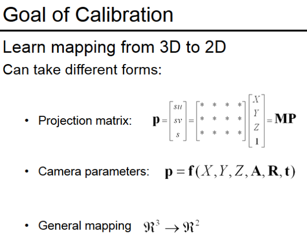 calibration and projection mapping – Mionz_Walkthrough